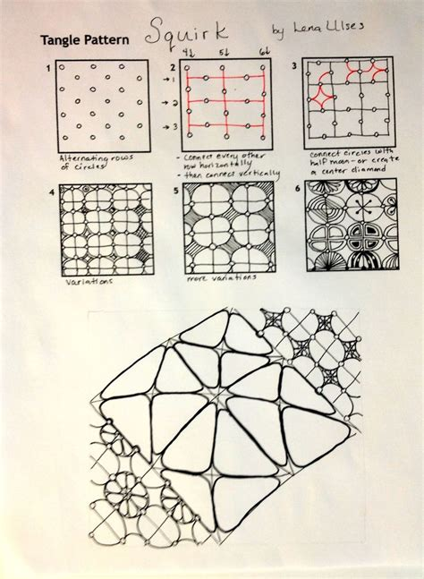 zentangle pattern step outs 17 best images about zentangle tutorials on pinterest