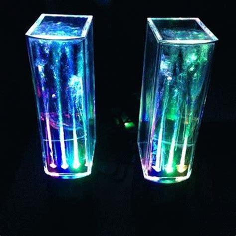 Colorful Water Speakers Colorful Water Speakers Fb 008 Black Jakartanotebook