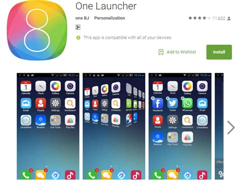 ios launcher for android top 5 best iphone launchers for android 2017