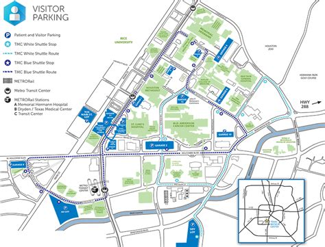 texas childrens hospital map harris county hospital district foundation tmc parking harris county hospital district foundation