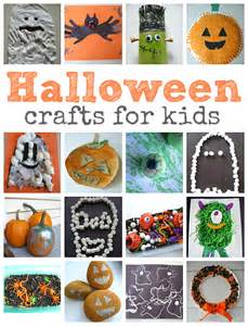Easy Homemade Halloween Decorations For Kids Easy Halloween Crafts For Kids