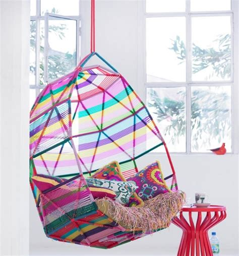 Hanging Chair For Kids Bedroom | hanging chairs for girls bedrooms home interiors