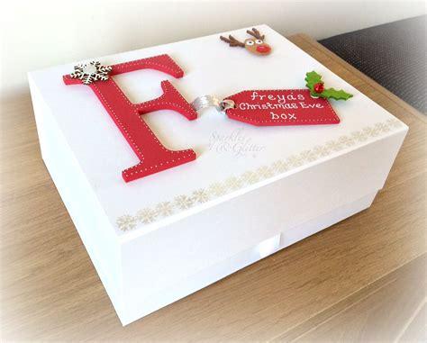 christmas eve box my 1st christmas box handmade