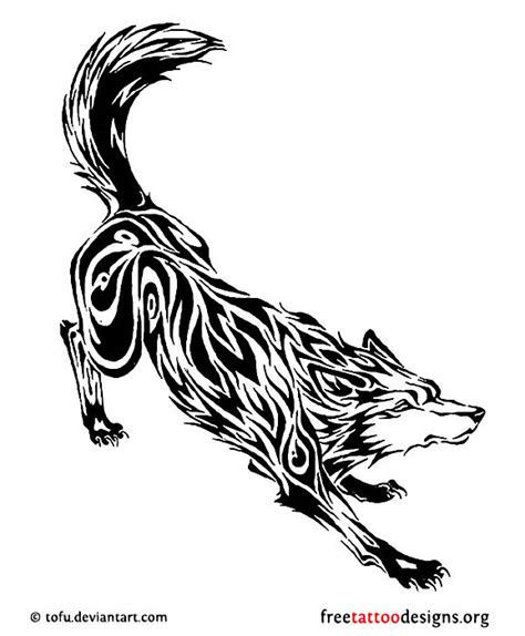 white wolf tattoo design wolf tattoos