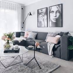 grey and pink sofa 25 best ideas about pink living rooms on pinterest pink