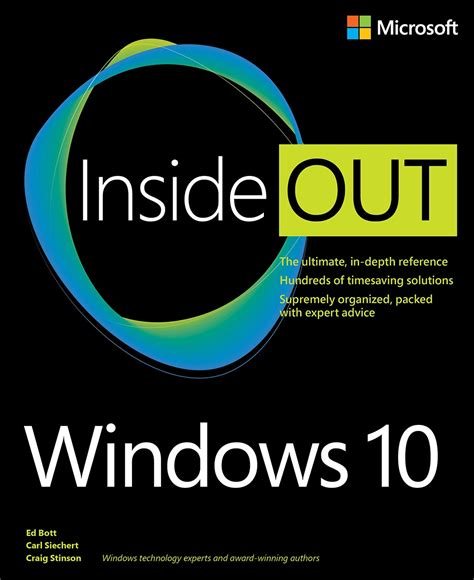 supporting windows 10 books windows 10 inside out microsoft press store