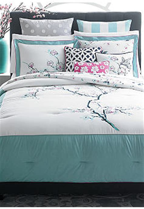 cynthia cynthia rowley cherry blossom reversible bedding