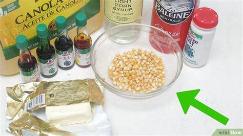 Bibit Jagung Popcorn gambar 3 mewarnai popcorn wikihow manis warna warni gambar berjudul colour di rebanas rebanas