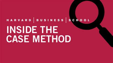 Harvard Mba Academics by Summer Venture In Management Program Harvard Business School