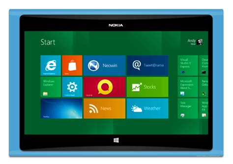 windows mobile tablet nokia confirms range of tablets and hybrid mobile devices