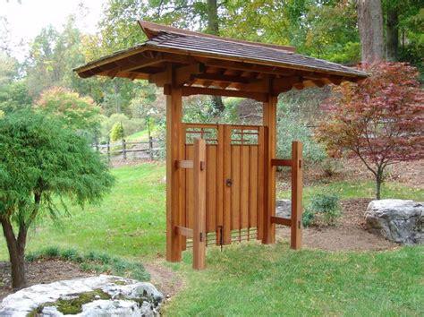 Japanese Garden Gates Ideas Gate Designs Japanese Gate Designs
