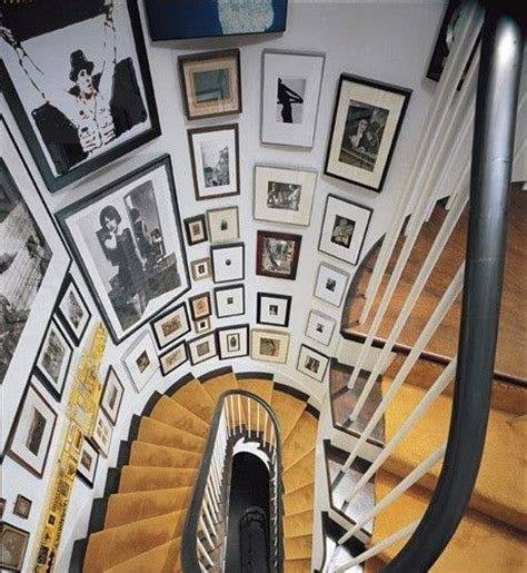 staircase decor 50 creative staircase wall decorating ideas art frames