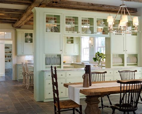 Cottage Dining Room with Built in bookshelf by Lali Maurno   Zillow Digs