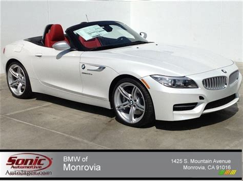 White Bmw With Interior For Sale by 2014 Bmw Z4 Sdrive35is In Mineral White Metallic 634373