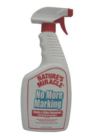 Natures Miracle No More Marking Stain Odor Remover 709ml nature s miracle stain odor remover searchub