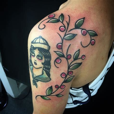 vine tattoo 50 amazing vine ideas discover their true meaning