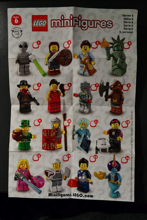 de fautenkioene series 1 totally toys lego minifigures series 6