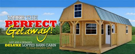 Cabin Floor Plans And Prices by Home Derksen Portable Buildings