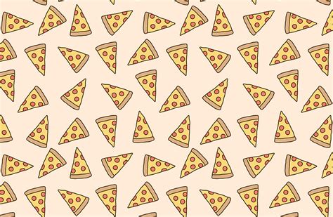 Polka Dots Wall Stickers quot cute tumblr pizza pattern quot studio pouches by deathspell