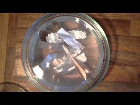 Altes Silberbesteck Reinigen by Silber Reinigen Aus Silber Sauber Kriegen Doovi
