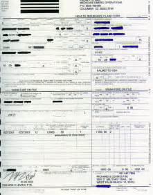 1500 claim form template health insurance claim form hcfa 1500 section line
