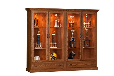 Display Cabinets Dining Room Furniture Dining Room Goods Curio Cabinets Trophy Display Cabinet Martins Furniture