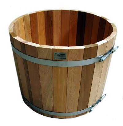 plunge bathtub ukko plunge tub