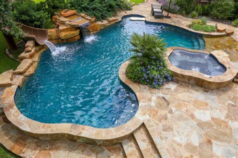 how to choose pool coping types materials appearance pros and cons