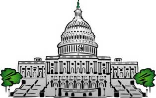 Capital Building Us Capitol Building Clipart Style Clip At Clker