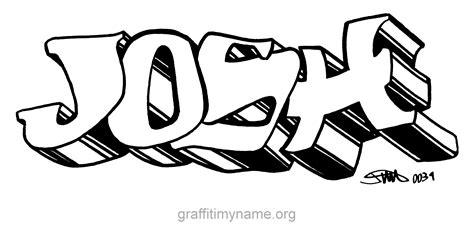 doodle name joshua joshua name graffiti graffiti