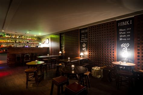 top soho bars from yamazaki to yuzushu london s best japanese bars