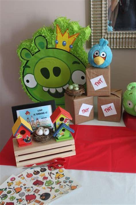 Angry Birds Decoration Ideas The World S Catalog Of Ideas