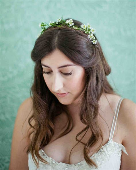 Bridal Hairstyles For Of The by 16 Gorgeous Medium Length Wedding Hairstyles Martha