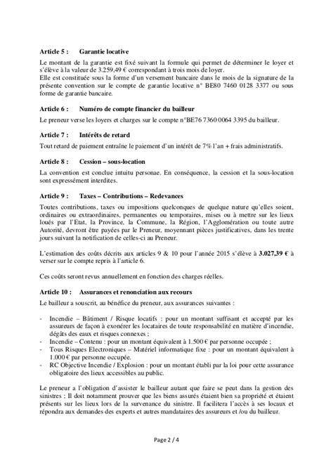 lettre de renonciation de bail courrier de r 233 siliation