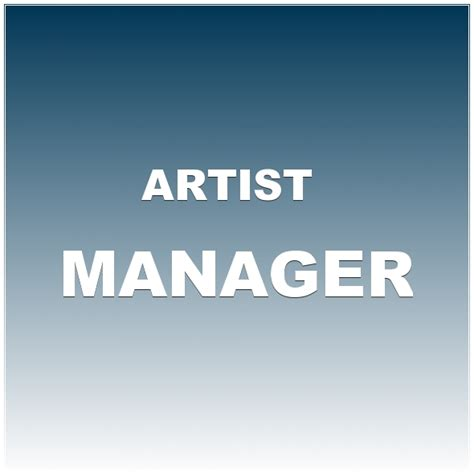 What Is A Artist Manager by Becoming A Artist Manager Challenges In The Industry Africa