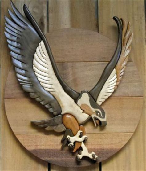 intarsia woodworking tools intarsia seahawk wall plaque