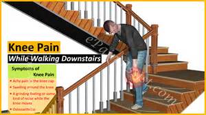 Hip Pain When Walking Up Stairs by Knee Pain Walking Down Stairs Treatment Shawn Karam
