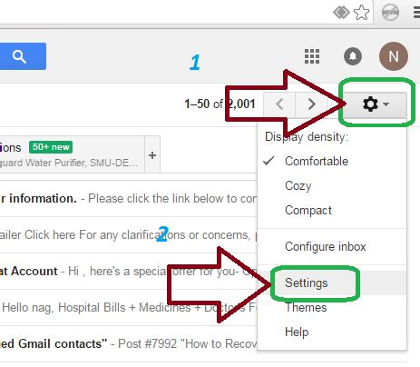 changing email address how to change email account on gmail