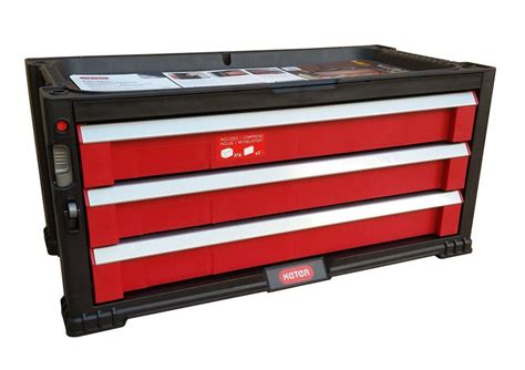 keter 5 drawer tool chest system 5 drawer tool chest system tool organizer box toolbox