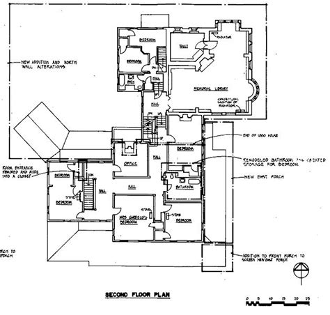 dsc floor plan rockhounding around lawnfield president garfield s home