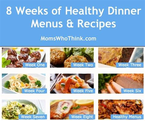 dinner menus and recipes 41 best images about healthy dinner ideas meal plans and
