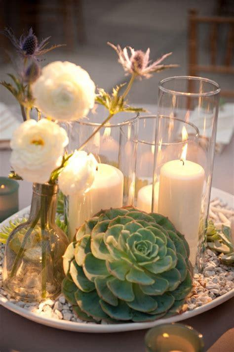 Kerzen Hochzeit Deko by Deko Hochzeit Kerzen Execid