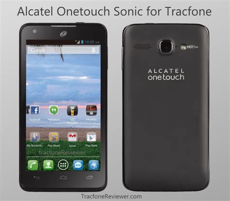 themes for android alcatel one touch tracfonereviewer tracfone alcatel sonic review android