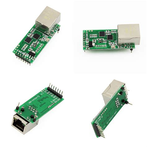 Kr06051 Uart To Rs232 Module serial ttl to ethernet module