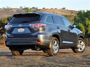 Toyota Highlander Hybrid 2015 2015 Toyota Highlander Hybrid Ny Daily News