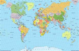 World Map Atlas by Atlas Free Large Images