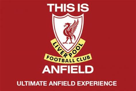 discount vouchers liverpool anfield stadium tour and lfc story offers discounts