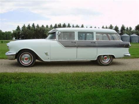 1955 Pontiac Station Wagon 55 Pontiac Chieftain Station Wagon Classic Pontiac