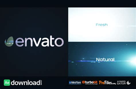 after effects corporate templates free corporate positive logo intro videohive project free