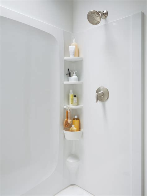 sterling bathroom sterling bathroom showers sterling finesse 30 1 4 in x